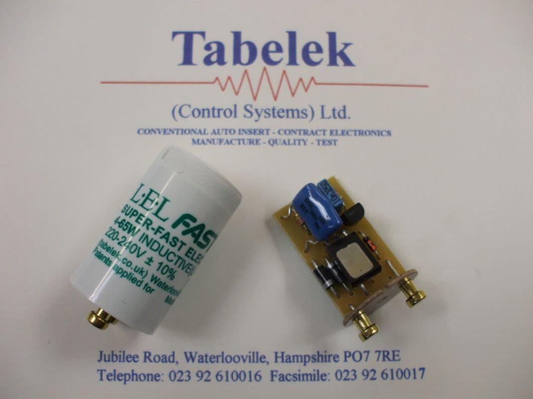 Electronic tube starter 300c fastlux for fluorescent strip lights fluorescent tube starter 300c electronic lamp starter aloadofball Images